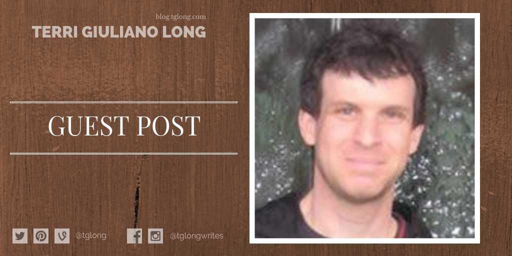 Guest Post - Jonathan Gould