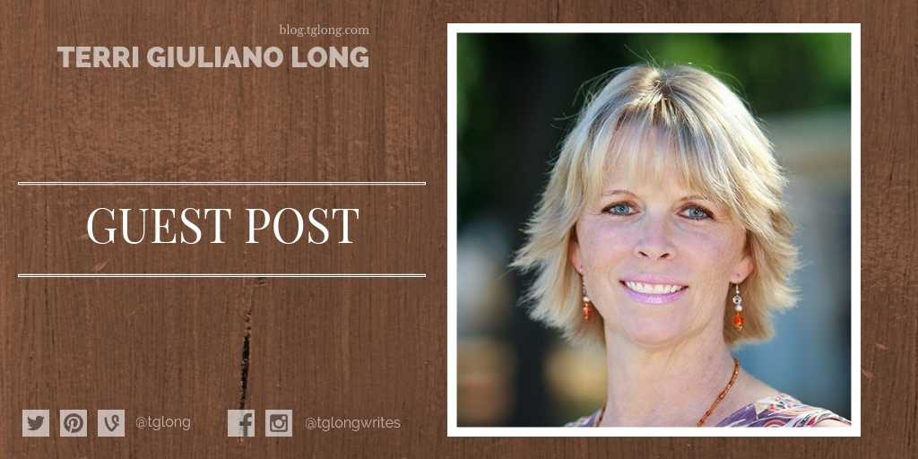 Guest Post - Susan Salluce