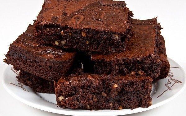 Chocolate-Chocolate Brownies