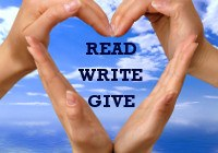 Read, Write, Give: Interview with Anita (Anita's Desk)