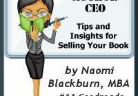 The Author CEO by Naomi Blackburn: What A Book Review Isn't