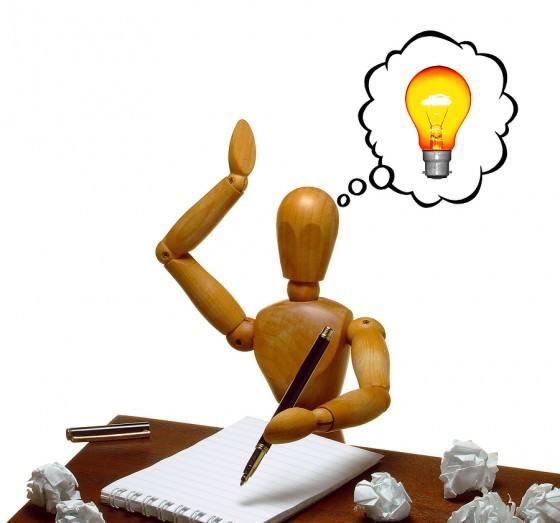 Writer's Ideas