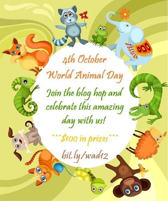 World Animal Day 2012: 4th October