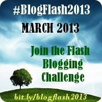 #BlogFlash2013: 21 Days, 21 Prompts, 21 Posts
