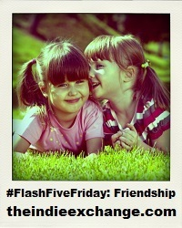 #FlashFiveFriday - Friendship