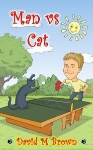 Man vs Cat - David M. Brown