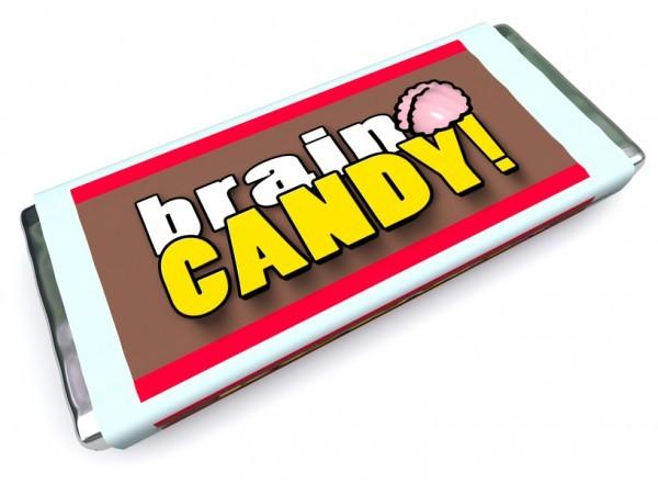 Chocolate makes us smarter