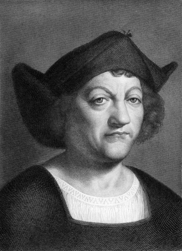 Christopher Columbus was the first European to come in contact with cocoa