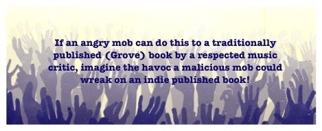 If an angry mob can do this to a traditionally published (Grove) book by a respected music critic
