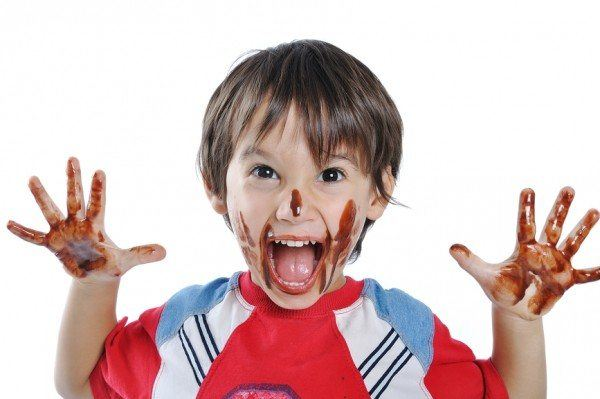 Chocolate is a natural anti-depressant