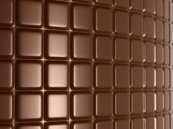 The biggest chocolate bar ever made weighed 12,290 pounds