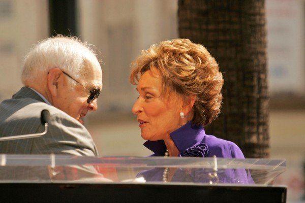 Judge Judy Sheindlin and Judge Jerry Sheindlin
