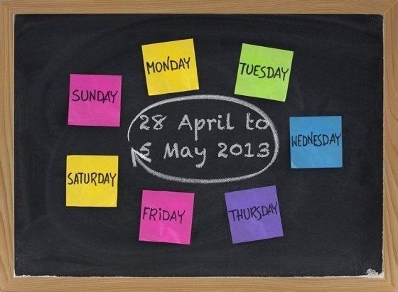 Week on the Web: 28 April to 5 May 2013