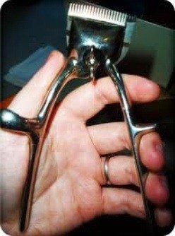 Hand clippers