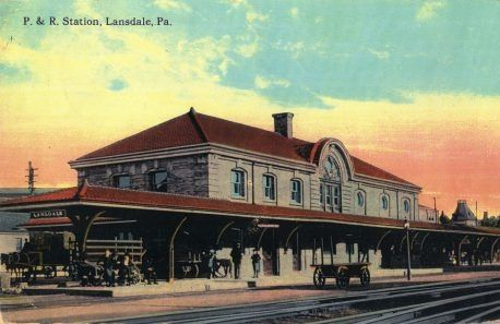 Lansdale Railroad