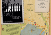 USA Literary Road Trip: Louisiana and Texas #littripUSA