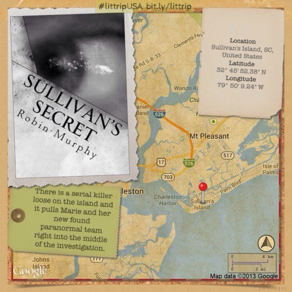 Literary Road Trip: Sullivan's Secret