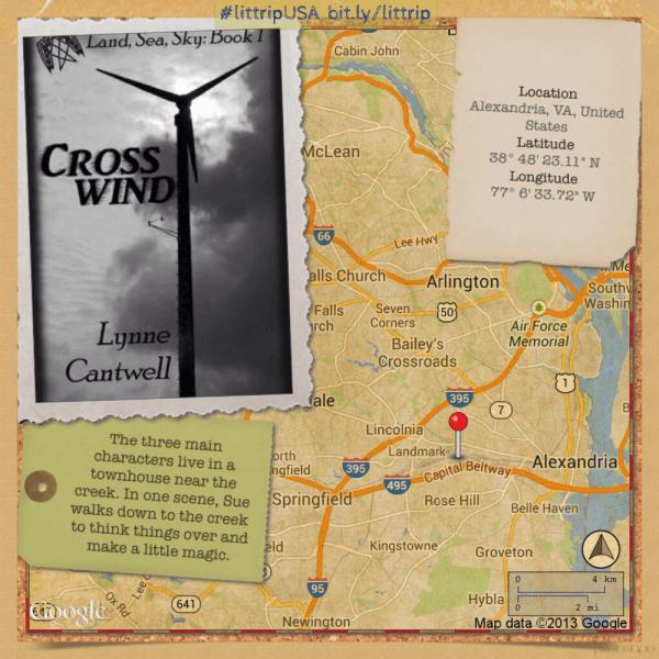 Lynne Cantwell: Crosswind