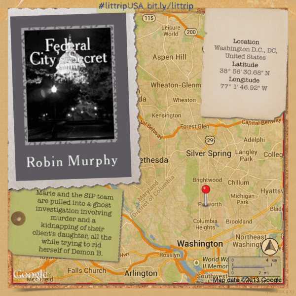 Robin Murphy: Federal City's Secret