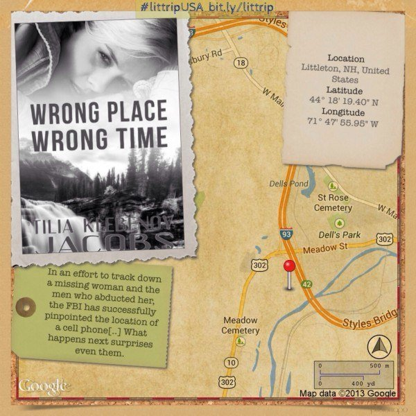 Tilia Klebenov Jacobs - Wrong Place, Wrong Time