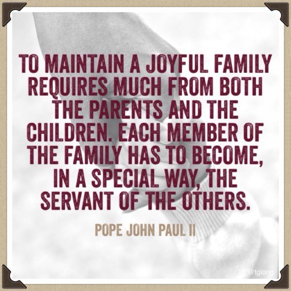 Pope John Paul II #quote