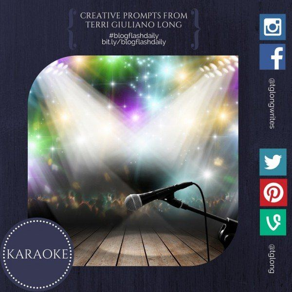 #BlogFlashDaily: Karaoke