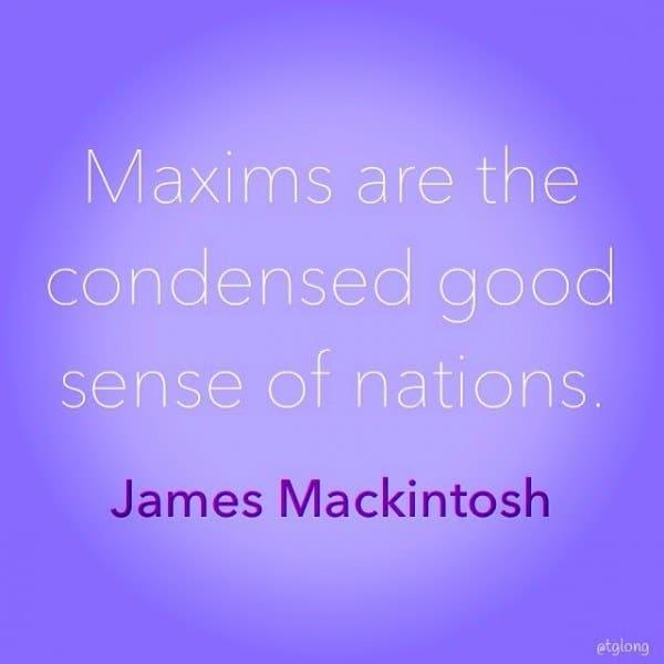 James Mackintosh #quote