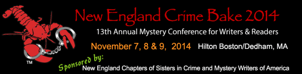New England Crime Bake 2014