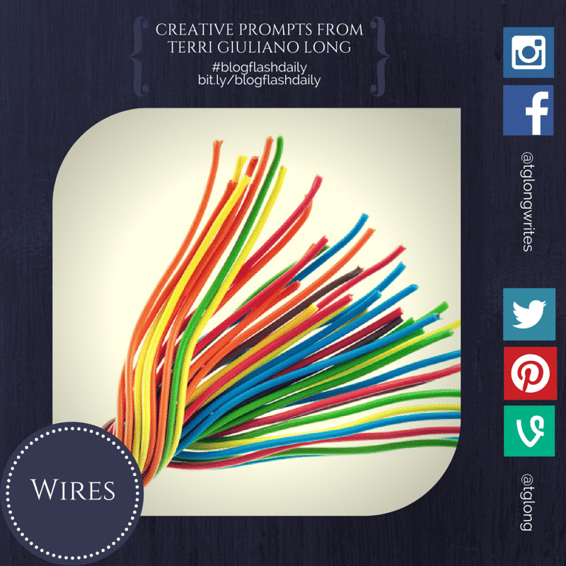 #BlogFlashDaily: Wires