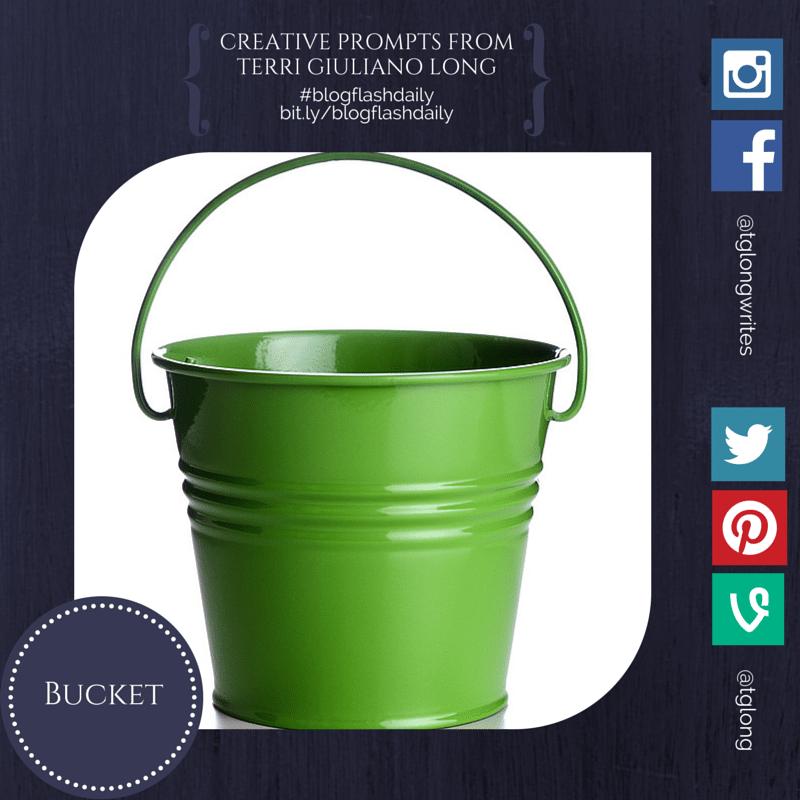#BlogFlashDaily: Bucket