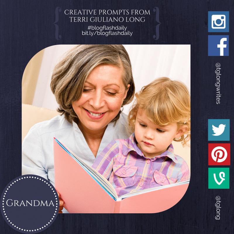 #BlogFlashDaily: Grandma