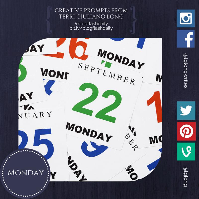 #BlogFlashDaily: Monday