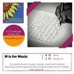 A-Z Challenge: M is for Music