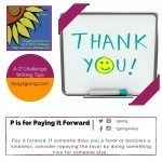 A-Z Challenge: P is for Paying It Forward