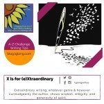 A-Z Challenge: X is for (e)Xtraordinary