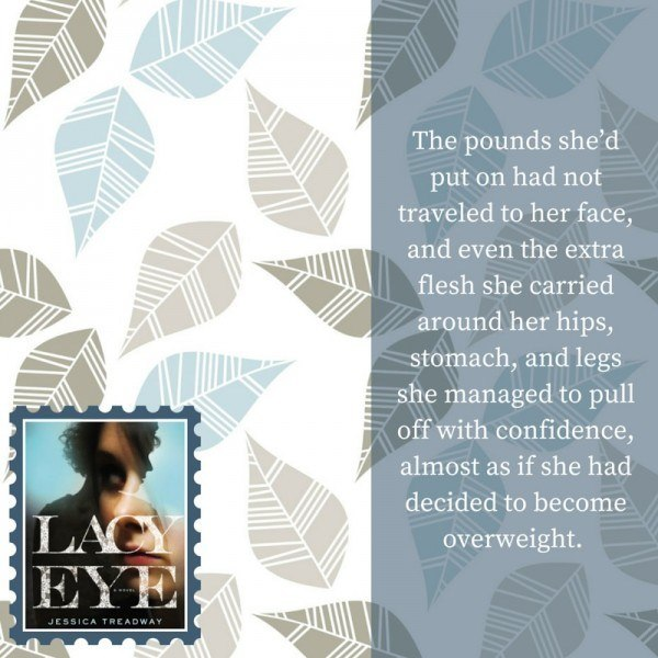 Lacy Eye - Jessica Treadway