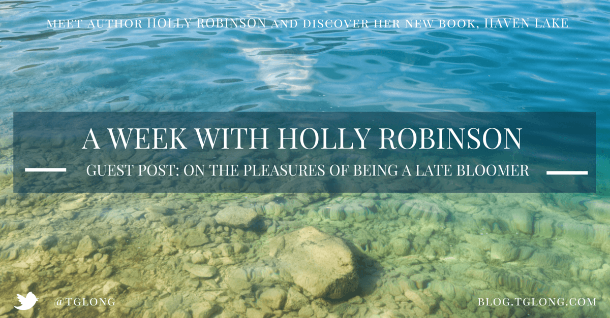 A Week with Holly Robinson: Guest Post