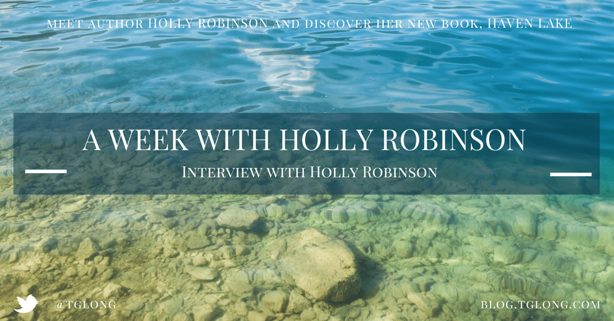 A Week with Holly Robinson: Interview