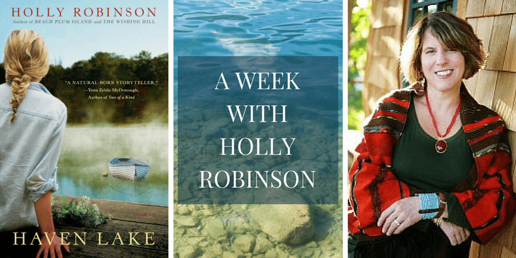 A Week with Holly Robinson