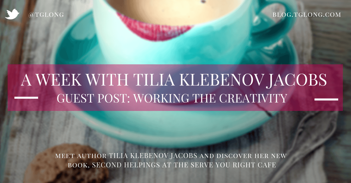 A Week with Tilia Klebenov Jacobs: Guest Post
