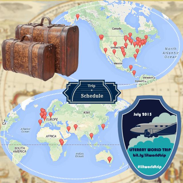Literary World Trip: Trip Schedule