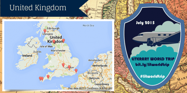 Literary World Trip: United Kingdom