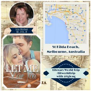 Literary World Trip: Iris Blobel