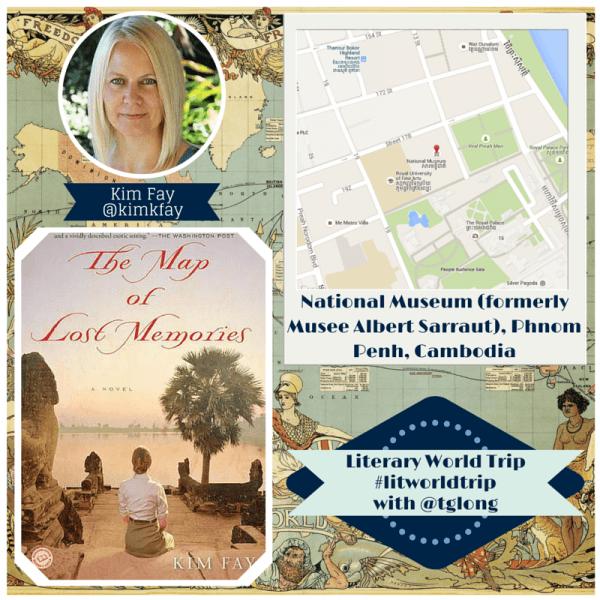 Literary World Trip 2015: Kim Fay