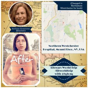 Literary World Trip: Barbara Ehrentreu
