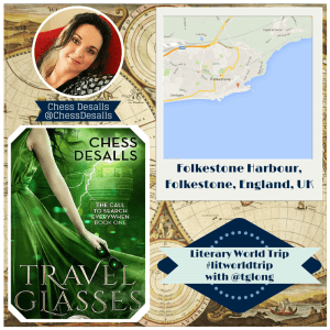 Literary World Trip: Chess Desalls