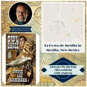 Literary World Trip: David Lee Summers