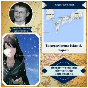 Literary World Trip: David M. Brown