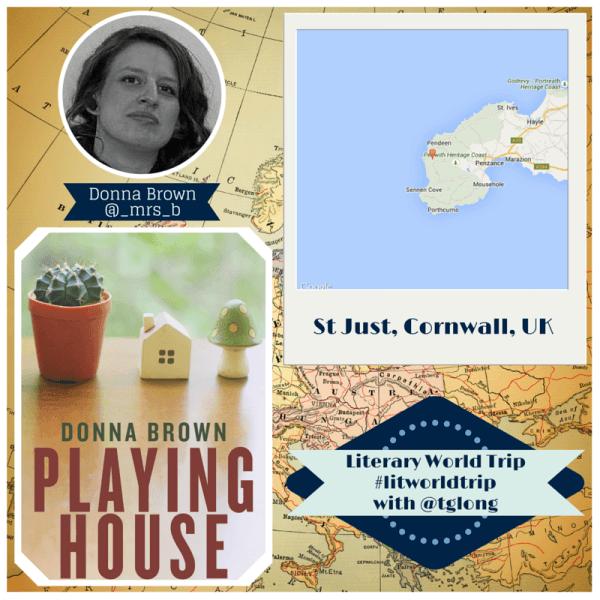 Literary World Trip: Donna Brown