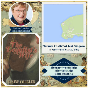 Literary World Trip: Elaine Cougler